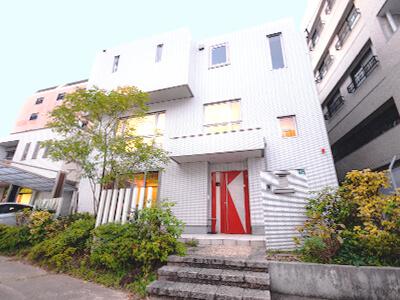 福岡市中央区大濠のスタイルフィットの外観画像